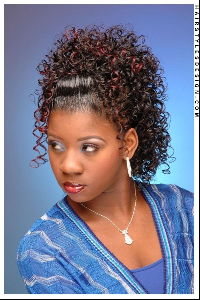 African American Girls Haircut Hairstyles  French Fashions-4560