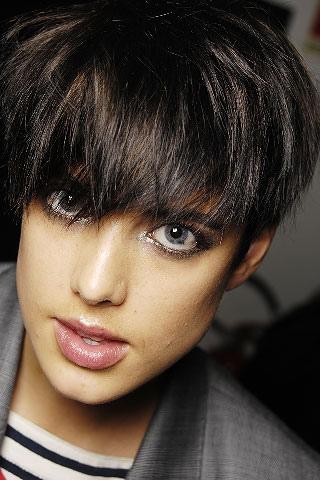 agyness deyn hairstyles  french fashions