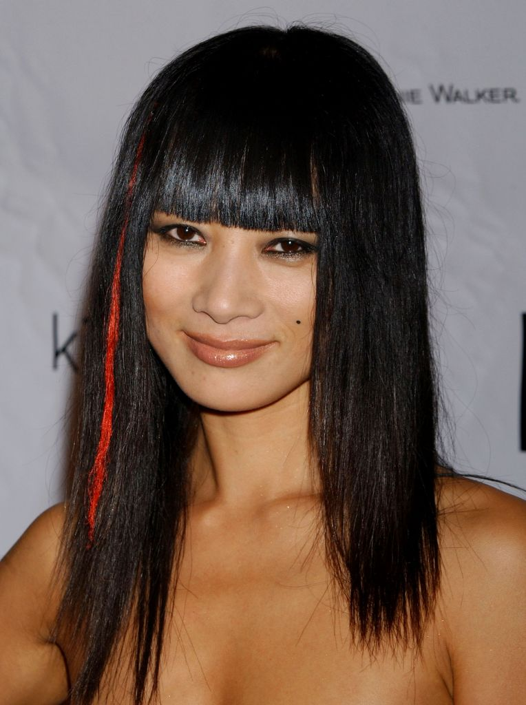 Bai Ling Hairstyle French Fashions