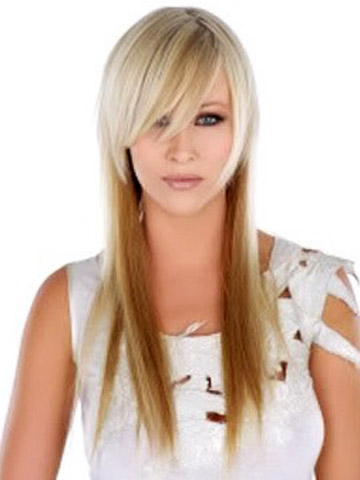 Long straight hairstyles 2011