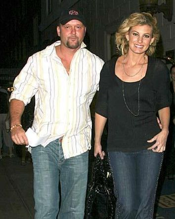 Tim McGraw Faith Hill Wedding