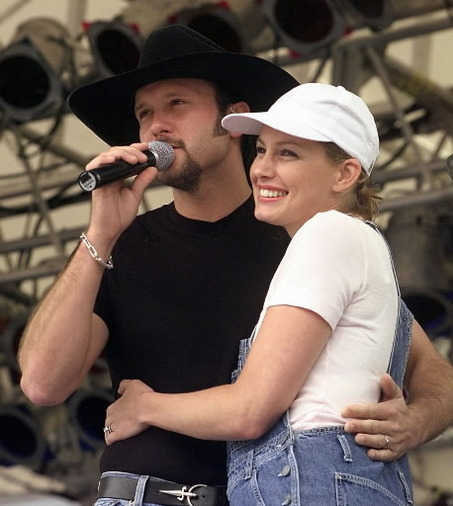 Faith Hill and Tim McGraw Family