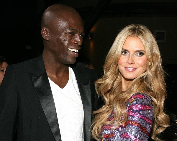 Heidi Klum & Seal | French Fashions