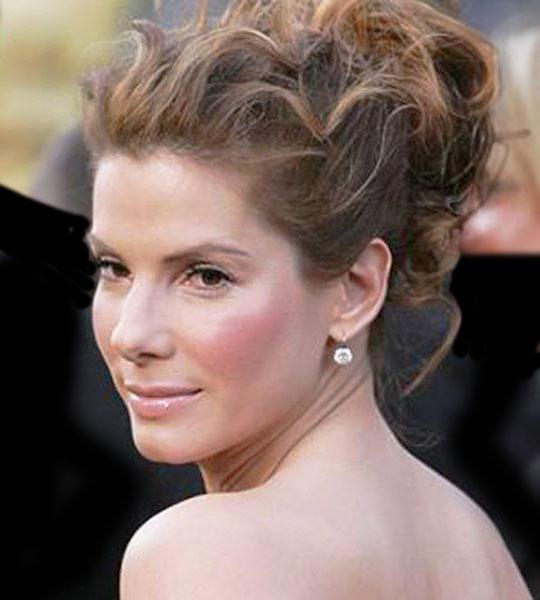 Sandra Bullock French Fashions