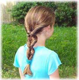 quick easy hairstyles