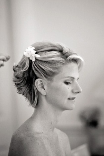 Bridal Hairstyles for Short Hair